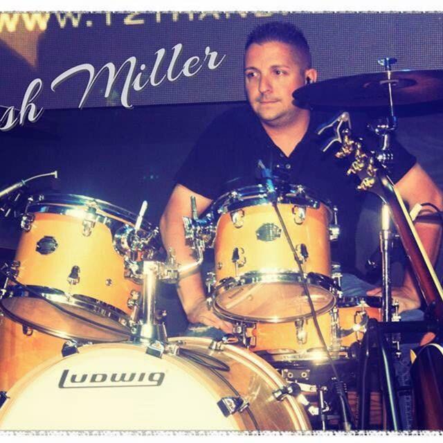 JOSH MILLER DRUMMER
