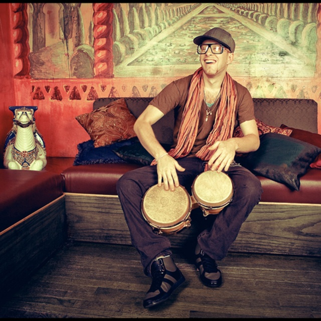 Chris Paquette the percussionist
