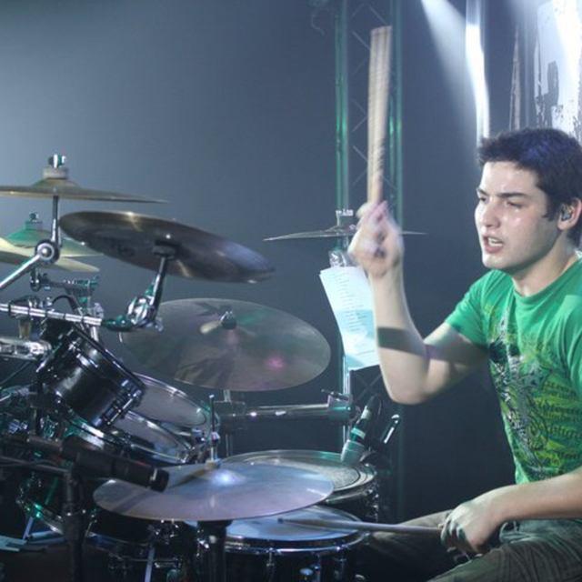 Dan Andree drummer and Educator