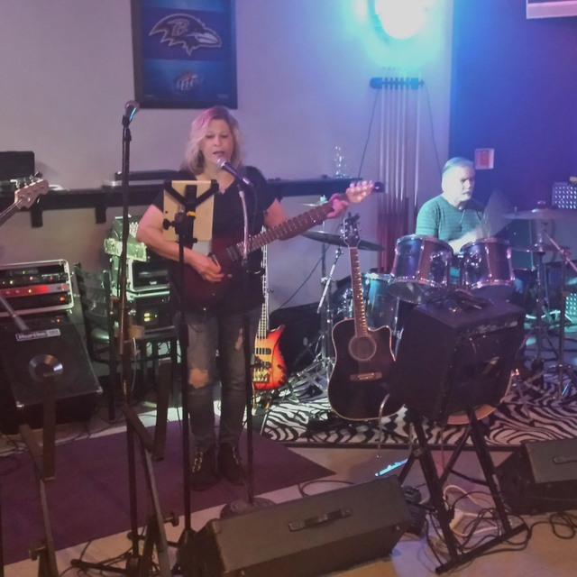 The Breaking 9's Band