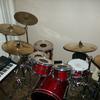 Just a drummer