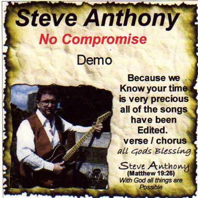 Steve  Anthony