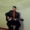 Mountain Guitar Slinger