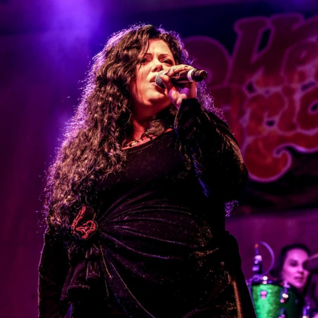Suzi Nelson - Singer for Heart Brigade & Ethereal