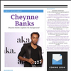Cheynne Banks