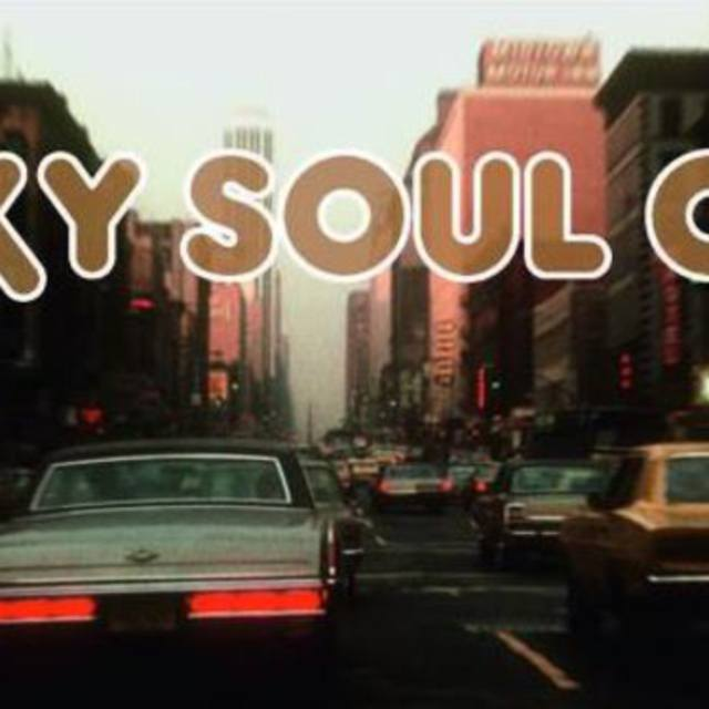 Funky Soul Cake
