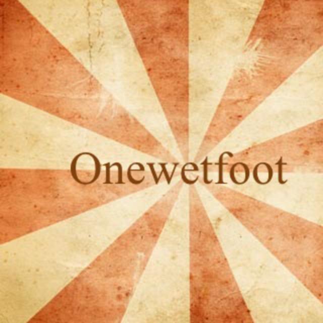 Onewetfoot