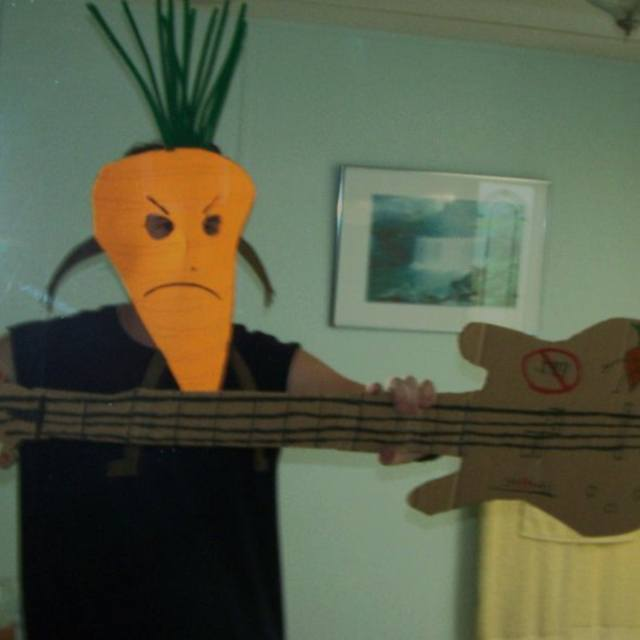 The Angry Carrot