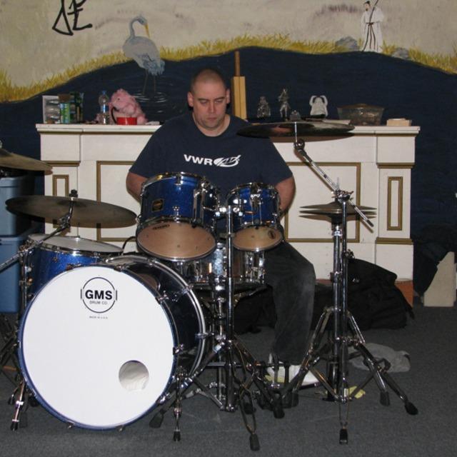 Drummer - Jazz Latin Reggae