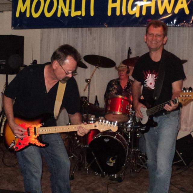 Moonlit Highway