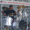 Drummer who is a Christian