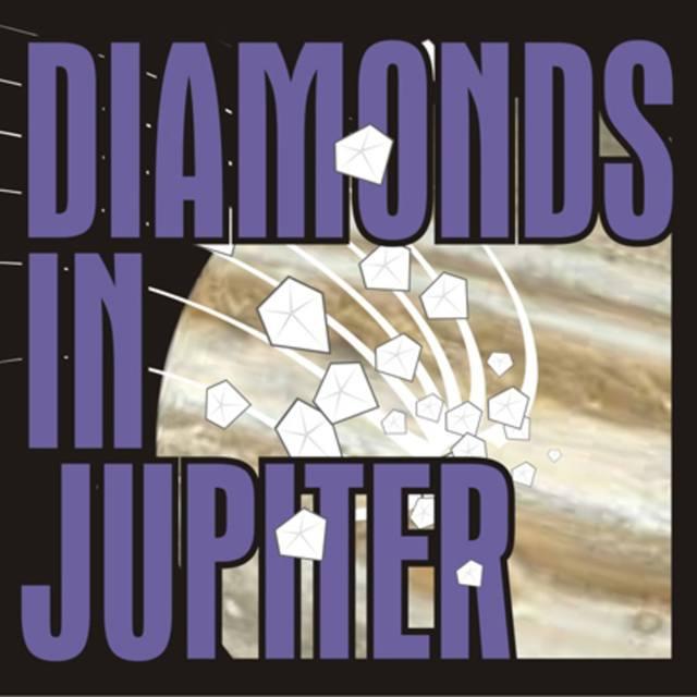 Diamonds in Jupiter