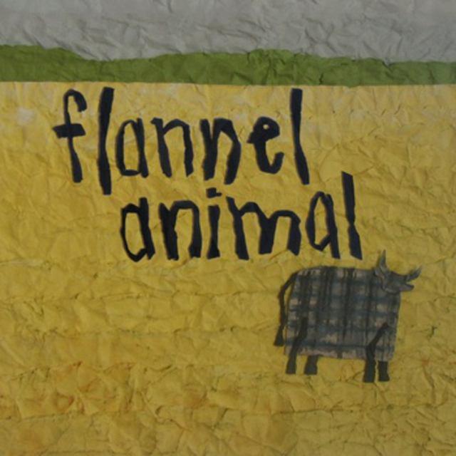 Flannel Animal