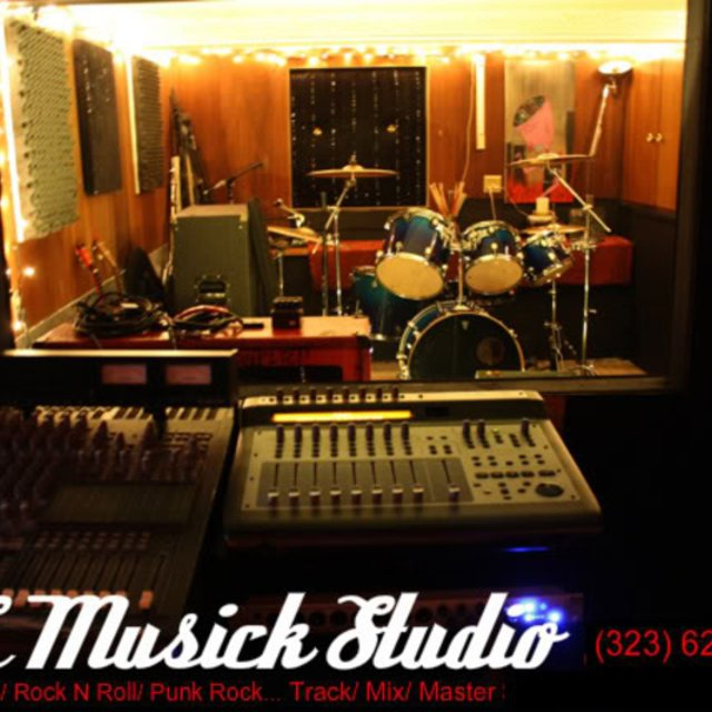 ill musick studio