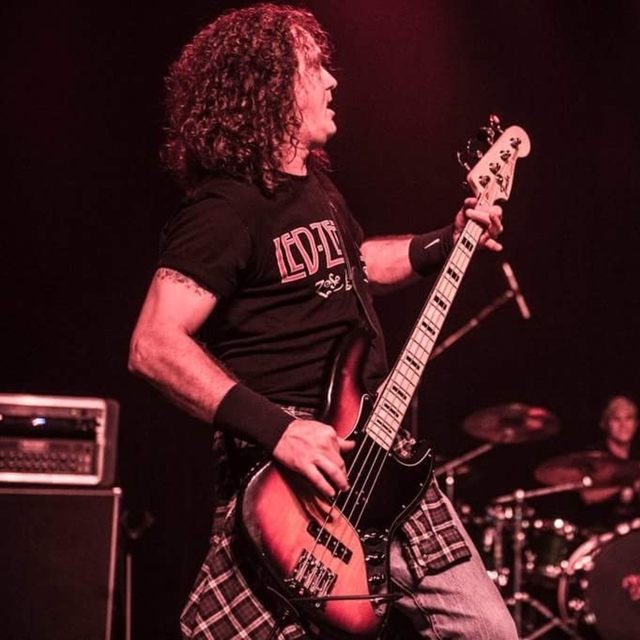 SoCal Bass Player