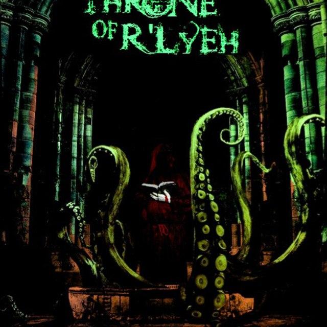 Throne of R'lyeh