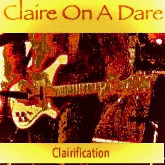 Claire On A Dare