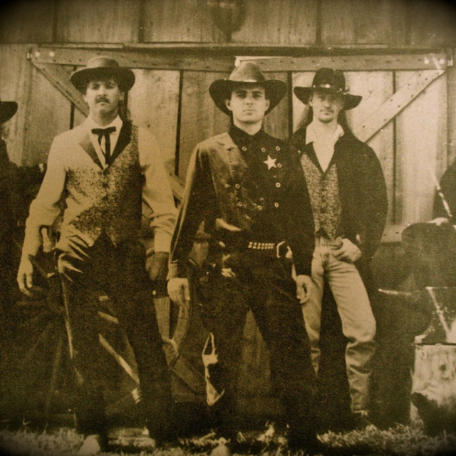 J.C & The Outlaw Band