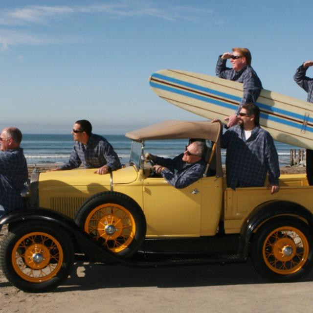 Mike Amarals California Beach Boys Tribute Band