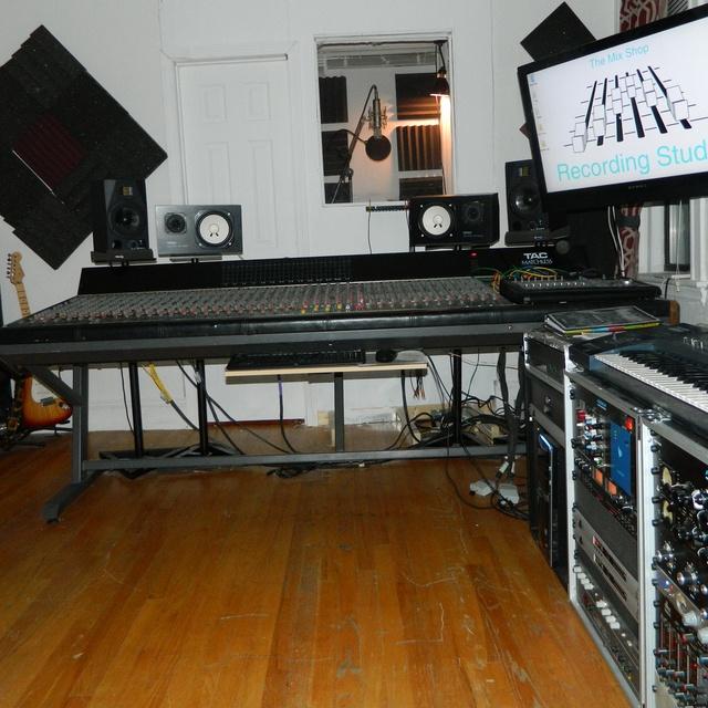 The Mix Shop Recording Studio