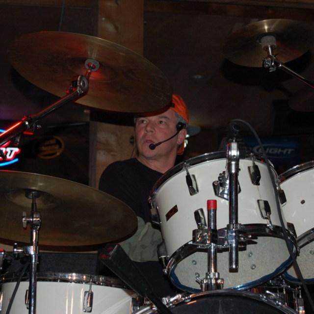 Bennett on Drums