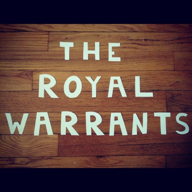 The Royal Warrants