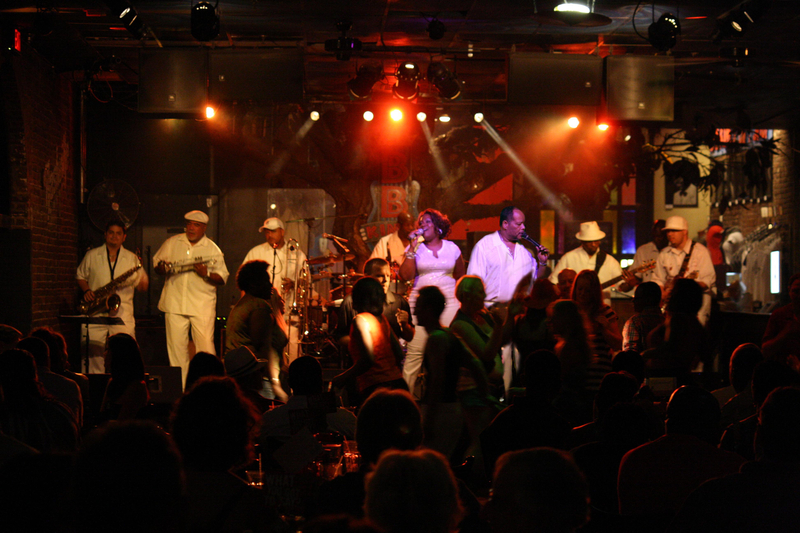 The All Stars House Band For Bb Kings Blues Club