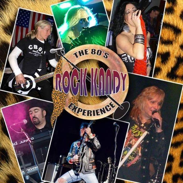 ROCK KANDY THE 80S EXPERIENCE/SEEKING BASSIST