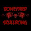 Boneyard Skullbong RIP