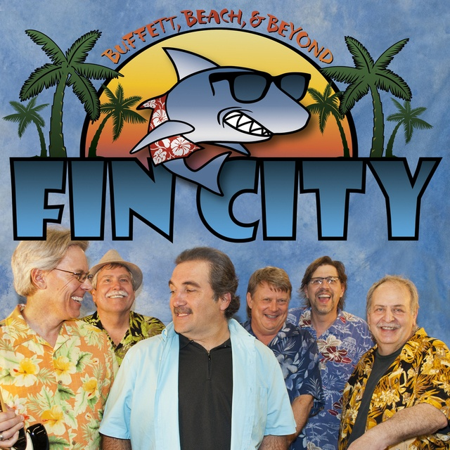 Fin City  (Jimmy Buffett Tribute Band)     www.fincityband.com
