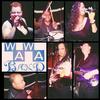 WA WA band