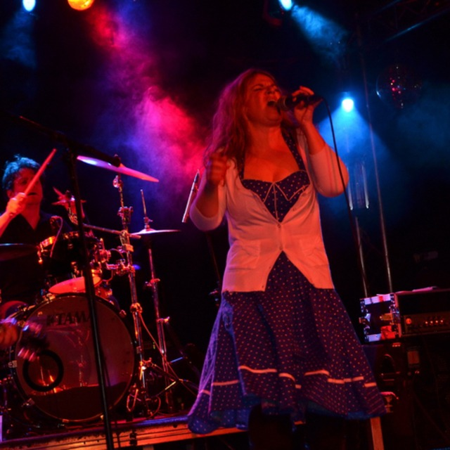 The Lauren Wolf Band