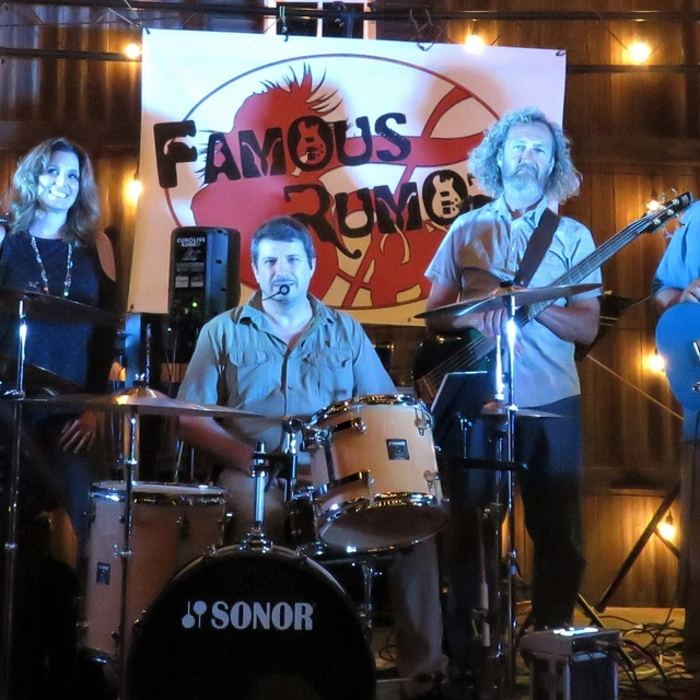 Famous Rumors Variety Band / FR Country Band