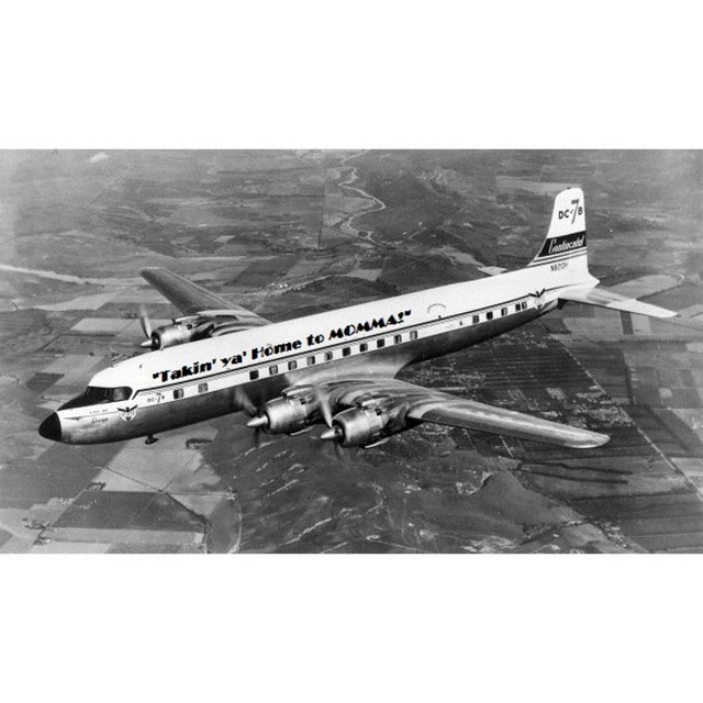 DC-7 Flyin' Soul