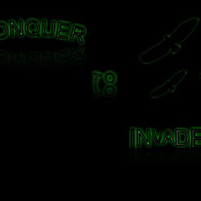 conquer to invade