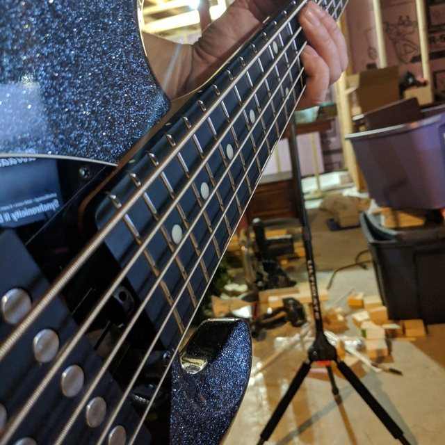 Bass vocals