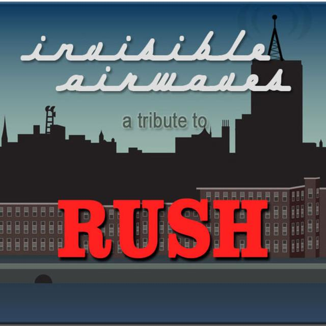 Invisble Airwaves - New Hampshire's Rush Tribute Band