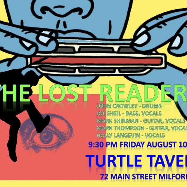 Mark Shirman - Lost Readers