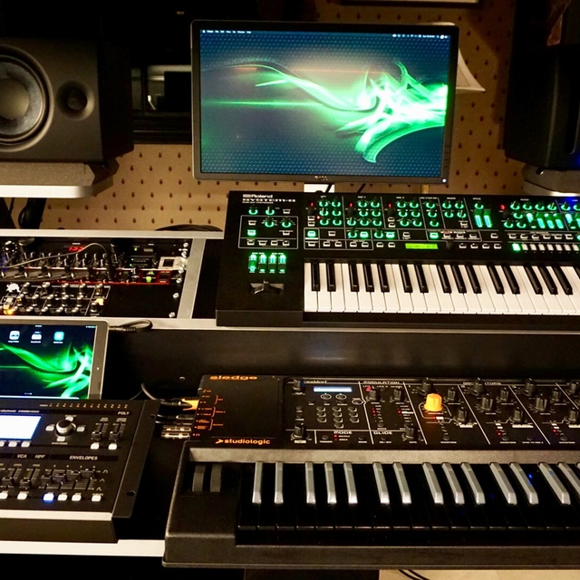 Remote Recording Project