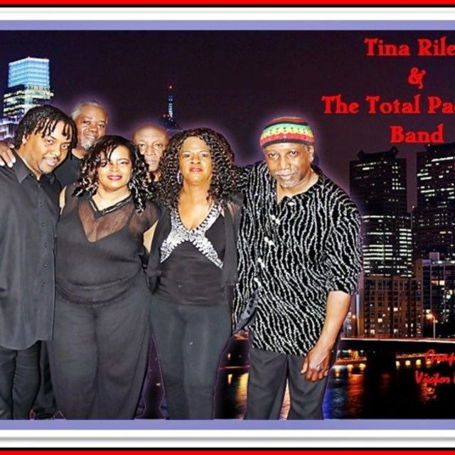 TENA  RILEY    TOTAL   PACKAGE    BAND
