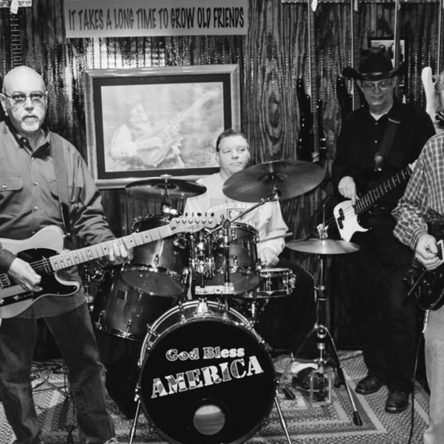 Emmett P. Taylor and The Muddy Horse Band