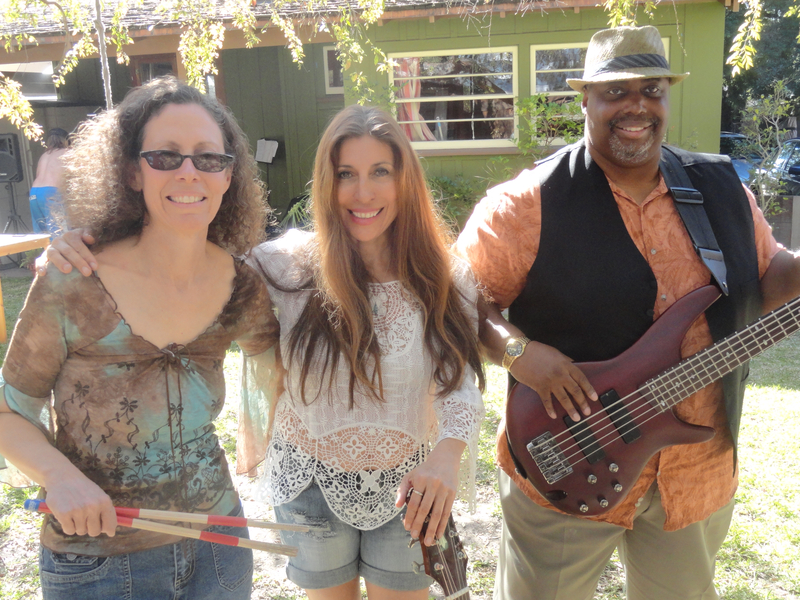 The Carla Martinez Band Band In Laguna Beach Ca