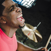 Llavar On Drums