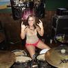 Natalie drummer chick