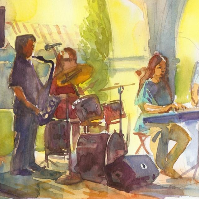 Michael Drange Quartet