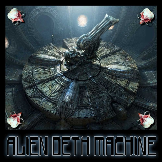 Alien Deth Machine