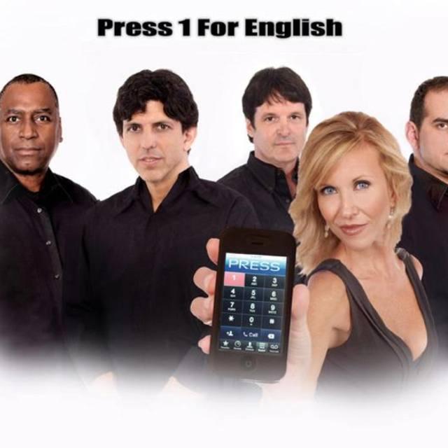 Press 1 for English