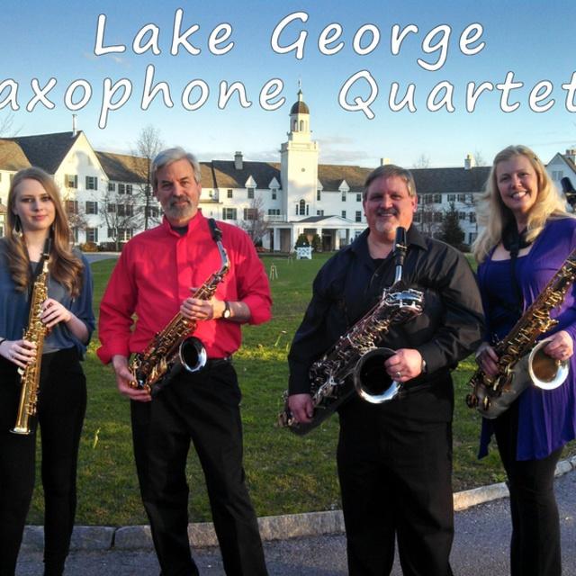 Lake George Saxophone Quartet