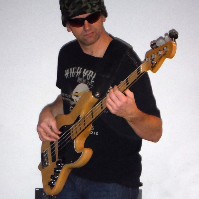 The Count_Bass Guitar