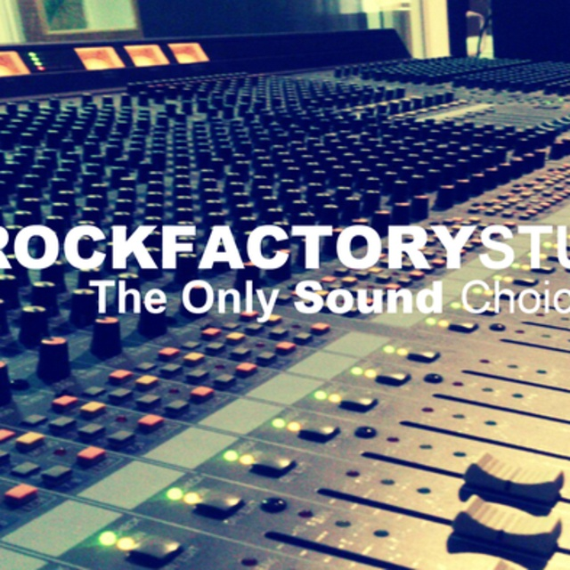 RockFactoryRecordingStudio
